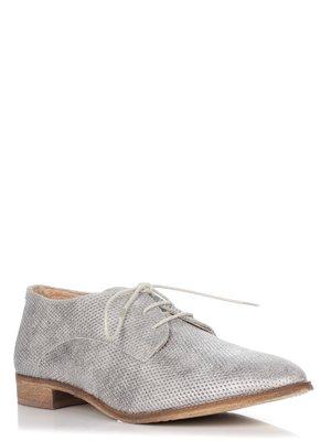 Туфли серебристые | 2261518