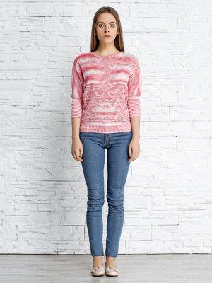 Джемпер розовый | 2914775