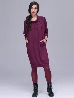 Платье фиолетовое | 2652827