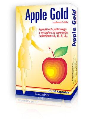 Добавка дієтична Apple Gold (30 капсул)   2888283