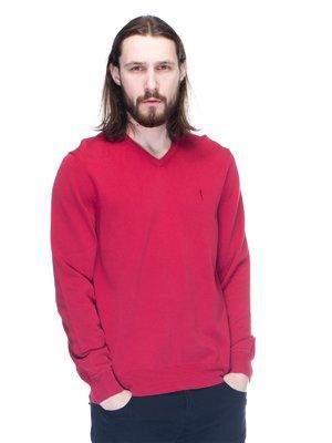 Пуловер красный | 1353272