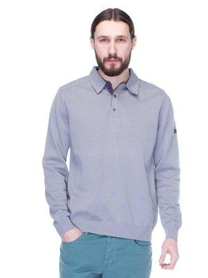 Джемпер серый | 1353691