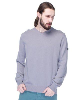 Пуловер серый | 1353701