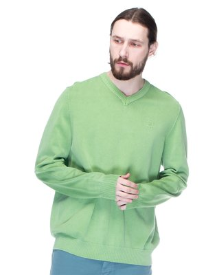 Пуловер салатовий | 1352748
