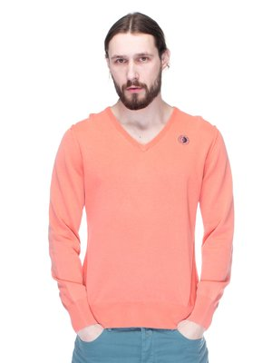 Пуловер оранжевый | 1353242
