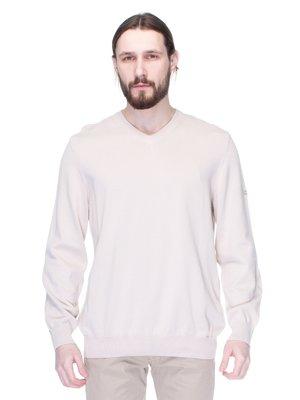 Пуловер бежевий | 1352743