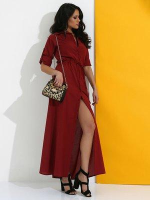 Сукня бордова   2918545