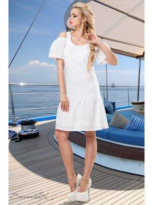 Платье белое | 2428449