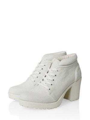 Ботинки белые | 2920029