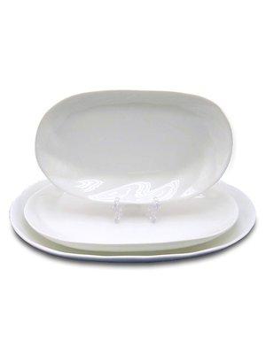 Блюдо овальное (24,5х16 см) | 2898584