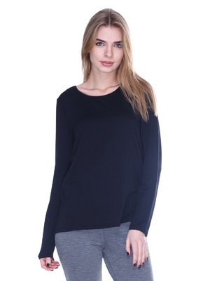 Блуза черная | 1993573
