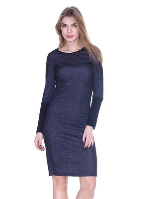 Сукня темно-сіра | 1443414