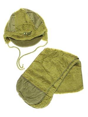 Комплект: шапка і шарф | 2920960