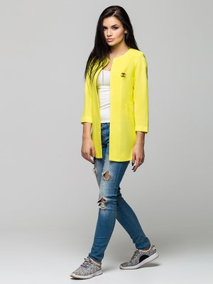 Кардиган лимонного кольору   2925242