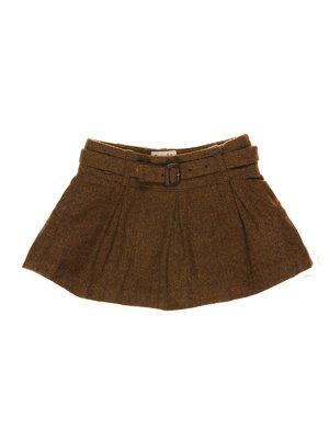 Юбка коричневая | 2421468
