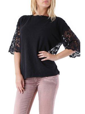 Блуза черная | 2928855
