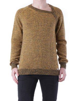 Джемпер коричневый | 2929200