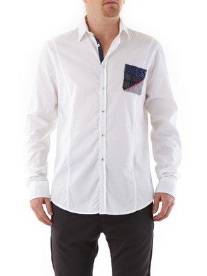 Рубашка белая | 2929354