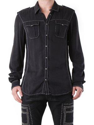 Рубашка черная | 2929371