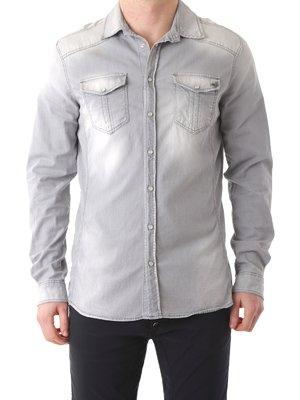 Рубашка серая | 2929402