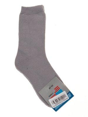 Носки серые | 2916925