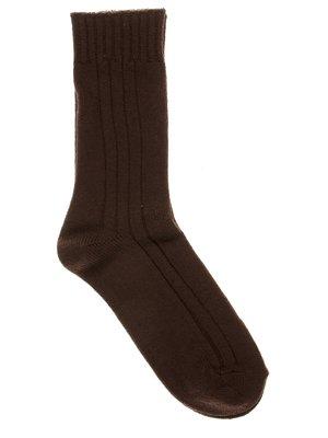 Термошкарпетки коричневі | 2916782