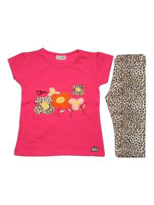 Комплект: футболка і легінси | 2931178