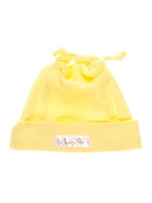 Шапка желтая | 2930114