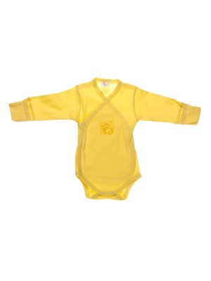 Боди желтое | 2929909