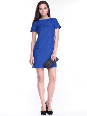 Сукня кольору електрик   2933639