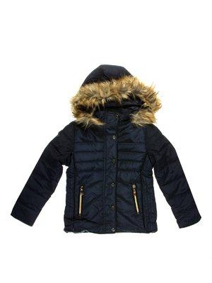 Куртка темно-синяя | 2931890