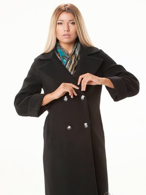 Пальто черное | 2045332
