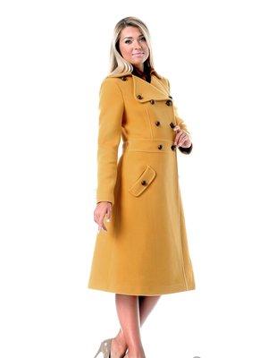 Пальто жовте | 2045294