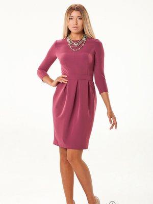 Платье фрезового цвета | 2045834