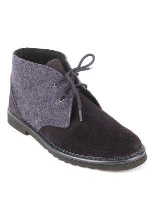 Ботинки синие | 2793827