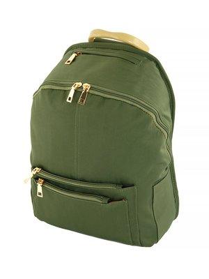 Рюкзак цвета хаки | 2942444