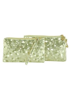 Комплект: мини-сумка и косметичка | 2942454