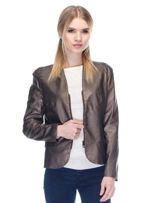 Куртка бронзового цвета | 2942243