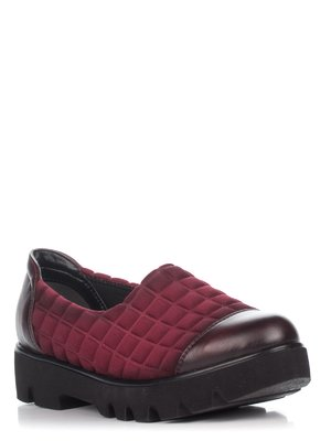 Туфлі бордові | 2776597