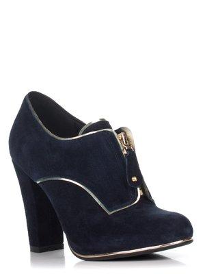 Туфли темно-синие | 2112146