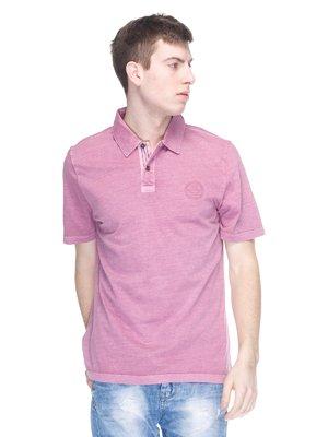 Футболка-поло рожева | 2112233