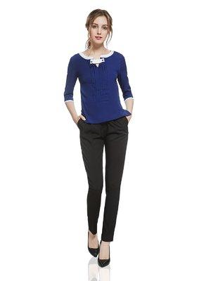 Блуза синяя | 2950505