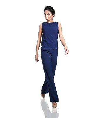 Блуза темно-синяя | 2950709
