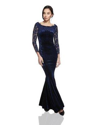 Сукня темно-синя | 2950750
