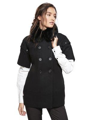 Пальто чорне | 2950765