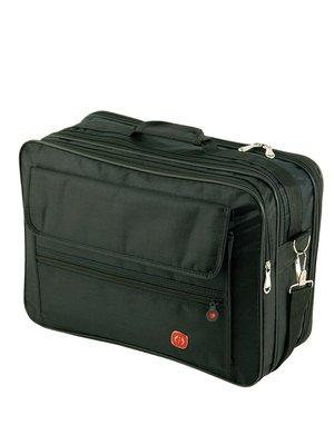 Сумка-портфель черная | 2954180