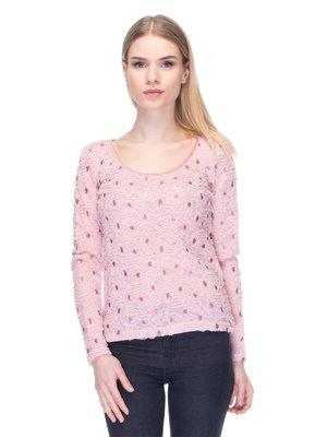 Джемпер розовый | 2946728