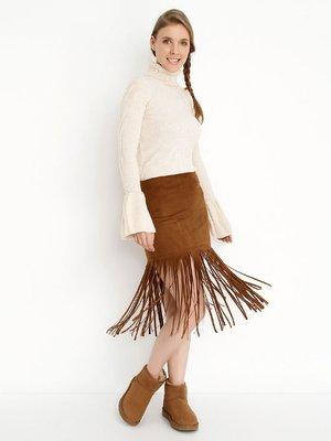 Спідниця коричнева | 2955017