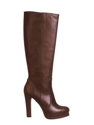 Сапоги коричневые | 2757188