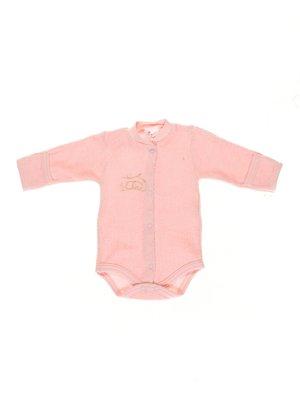 Боді рожеве махрове | 2954762